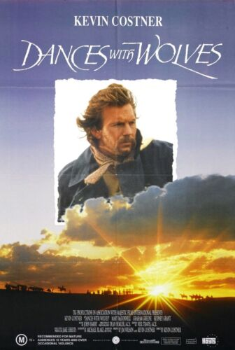Dances With Wolves Motion Picture Screenplay