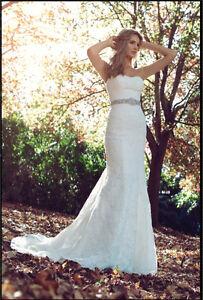 Wedding dress $500 each, veils & bridal hairpiece from $50 Melbourne CBD Melbourne City Preview