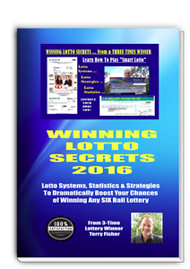 Winning Lotto Secrets From a 3-Time Lottery Winner (Chqs on page) Gold Coast Region Preview