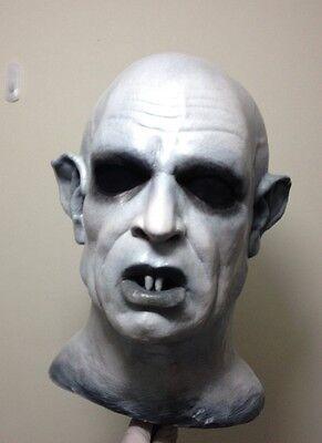 Creepy Vampire Demon mask Horror Scary Halloween Mask  Dracula - Scary Vampires Halloween