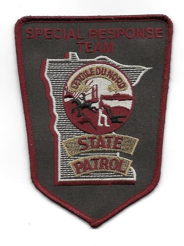 MINNESOTA STATE PATROL SRT POLICE  patch