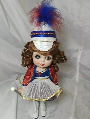 "2007 Marie Osmond Adora Parade Belle 12"" Doll Limited Edition 5000 Porcelain"