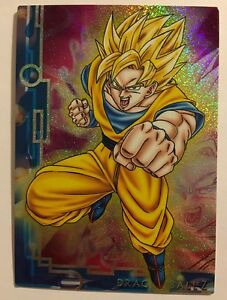 Dragon Ball Z Collection Card Gum Prism SP 19
