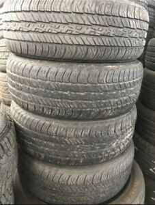 205/60R16 all season tires