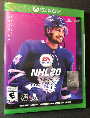 NHL 20 (XBOX ONE) NEW for sale  Shipping to Nigeria