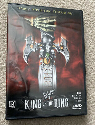 WWF - King of the Ring 2000 (DVD, 2000)
