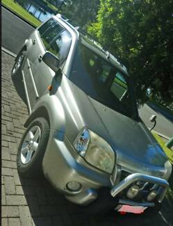 2004 Nissan X-trail SUV Wollongong Wollongong Area Preview