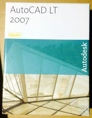 Autodesk AutoCAD LT 2007 Upgrade