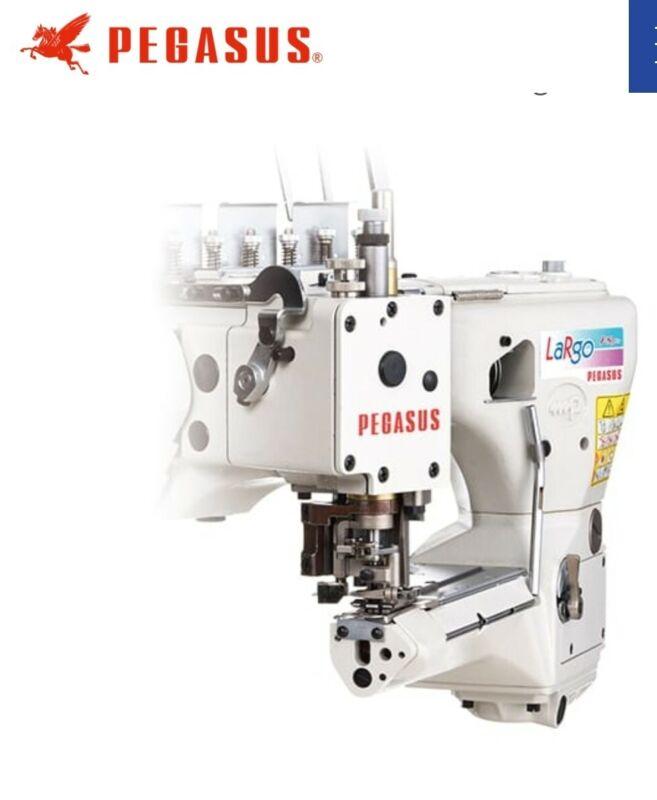 PEGASUS FS700p series. Flat seamer industrial seeing machine.