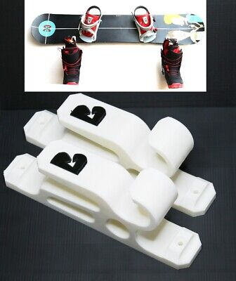 NEW Display Storage Rack Wall Mount Hanger Holder for Snowboard Boots Skateboard