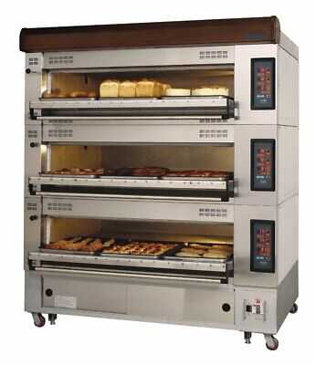 Turbo Air Rbdo-33 Electric Deck-type Oven
