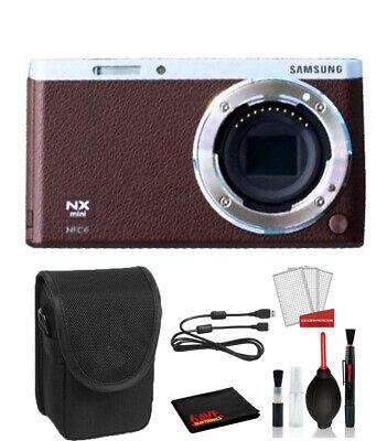 Samsung NX Mini Mirrorless Digital Camera   Advanced Bundle