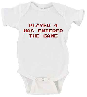 Player 4 Has Entered The Game | Video Game Nerdy Cute Dorky