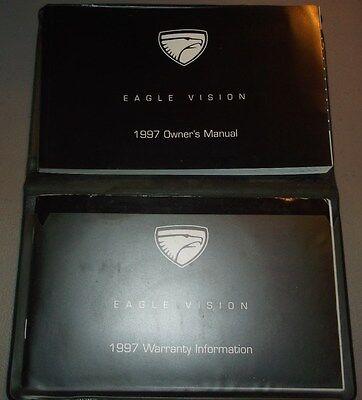1997 Jeep Eagle Vision Owners Manual Original (Jeep Eagle Vision)