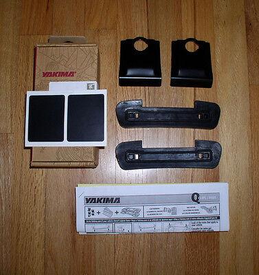 Yakima Q59 Roof Rack Q Tower Clip w// A Pads /& Vinyl Pads 8000659