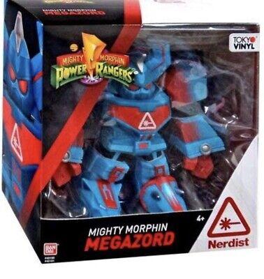 Nerdist  Limited Edition Mighty Morphin Power Ranger Dino Megazord Tokyo Vinyl - Powerranger Megazord