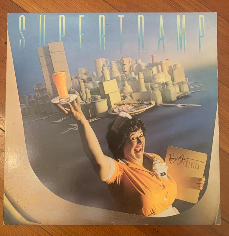 Supertramp - Breakfast In America Vinyl (1979 Used