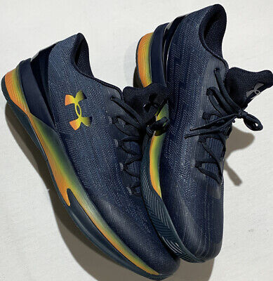 Under Armour Charged Controller Shoes Mens Athletic Basketball 1299991-404 Sz 20