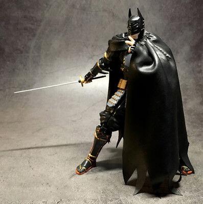 MY-C-BAT: FIGLot Custom Cape for Bandai SHF Ninja Batman (Cape only, No figure)