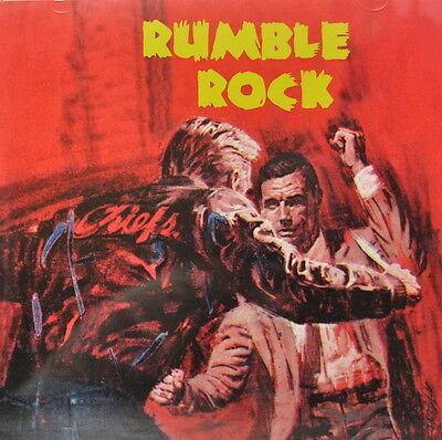 Rumble Rock   28 Va Tracks On Buffalo Bop