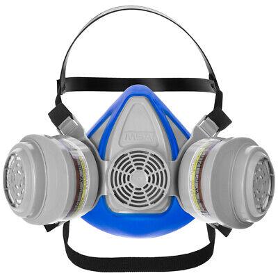 MSA Lackierer-Maskenset Advantage 200 Halbmaske + A2P3 Filter Schutz-Staub-Maske