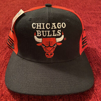 Vintage Authentic Chicago Bulls Hat