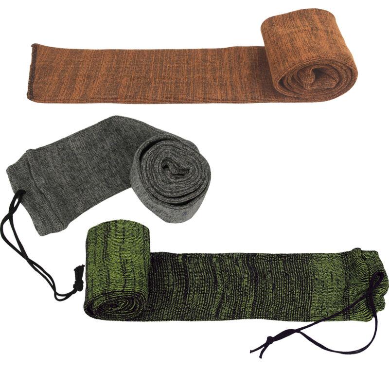 "Tourbon 3 Pack Shotgun/Rifle Socks Hunting Gun Sleeve Silicone Treated 52"" in US"