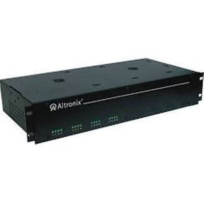 R2416600ULCB Altronix Power Supply 16PTC 24VAC 25A Rack ()