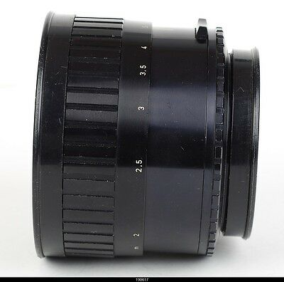 Lens Isco Gottingen  Iscorama Anamorphot 1.5x 54  MC