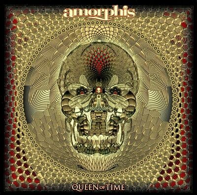 Amorphis - Queen Of Time (Limited Edition) [New & Sealed] CD