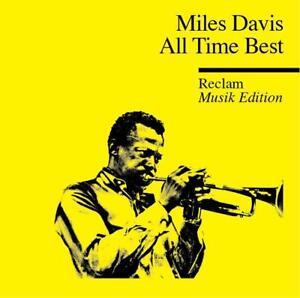 Miles Davis - All Time Best, 1 Audio-CD