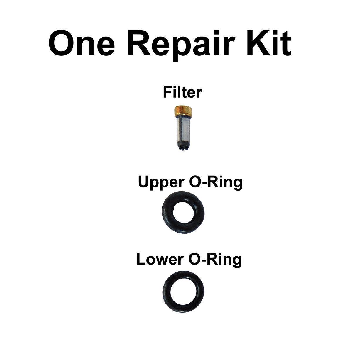 I6 Fuel Injector Repair Rebuild Service Kit fits Mercedes-Benz