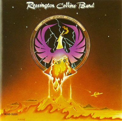 CD - Rossington Collins Band - Anytime, Anyplace, Anywhere - #A2992 ()