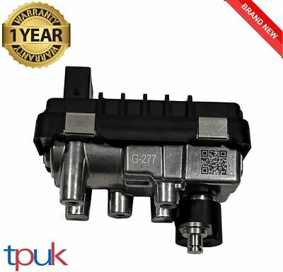 MERCEDES ELECTRONIC TURBO ACTUATOR 3.0 CDI G277 765155 6NW-009-420 712120