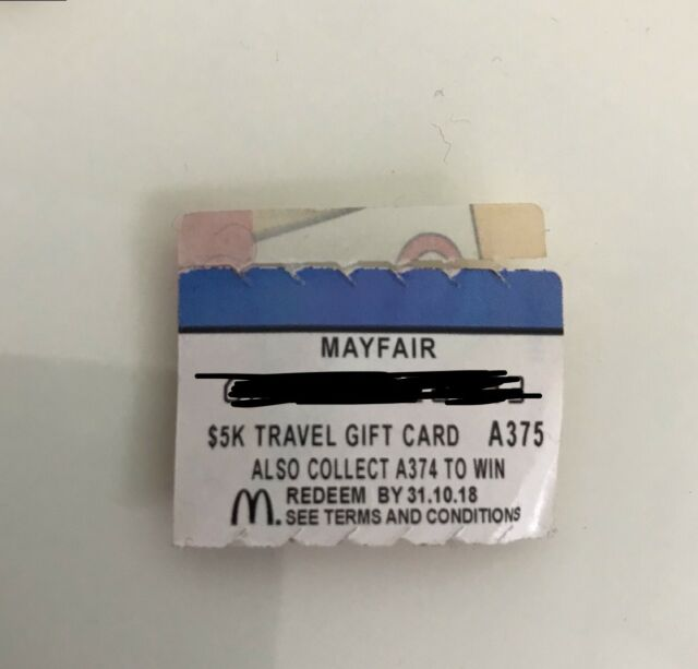 mayfair mcdonalds monopoly 2019