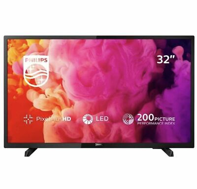 Refurbished Philips 32 Inch 32PHT4503 Full HD LED 1920x1080 TV Television Black