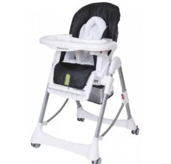 Steelcraft Messina DLX Hi-Lo Chair Highchair