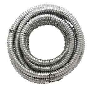 25' Southwire Metal Flex Flexible 3/4