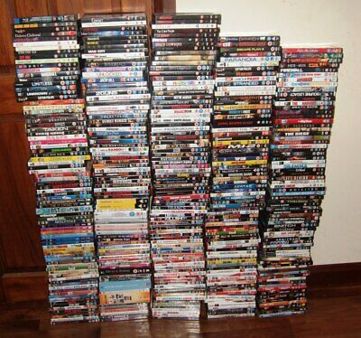 Large DVD Job Lot - Pick any 20 DVDs from the attached list- Free Postage