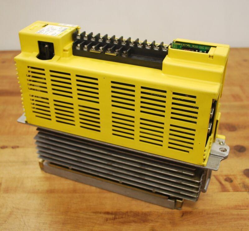Fanuc A06b-6089-h104, Ac Servo Amplifier Unit - Used