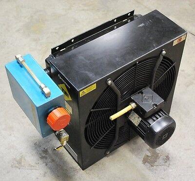 Olaer Industries TBI 16-6-C Motor w/ Cooler. Ref#K5820202. VEM Motor #K21R71K6