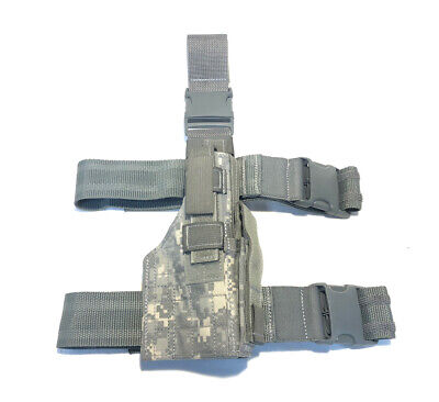 SPECTER GEAR 193 US ARMY ACU MILITARY DROP-LEG GLOCK RETENTION TACTICAL HOLSTER