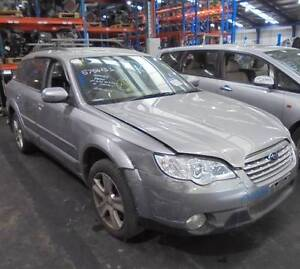 WRECKING 2008 SUBARU OUTBACK 2.5 AUTOMATIC WAGON (C19386) Lansvale Liverpool Area Preview