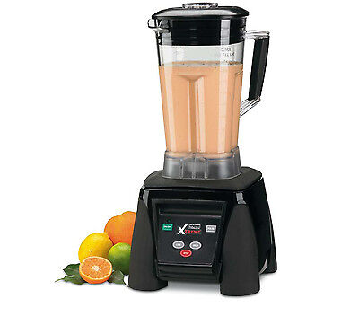 Waring Mx1050xtx Xtreme Smoothie Blender W Raptor 64oz Container 3.5 Hp