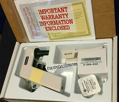 New Drummond Portable Serological Pipet-aid Xp 4-000-101