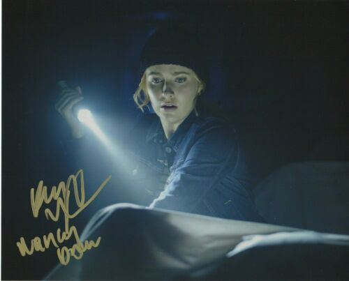 Kennedy McMann Nancy Drew Autographed Signed 8x10 Photo COA 2019-71