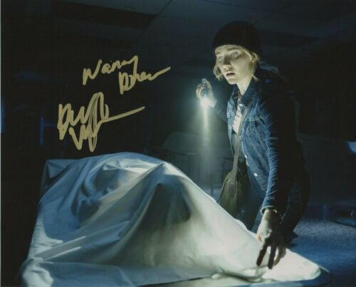 Kennedy McMann Nancy Drew Autographed Signed 8x10 Photo COA 2019-68