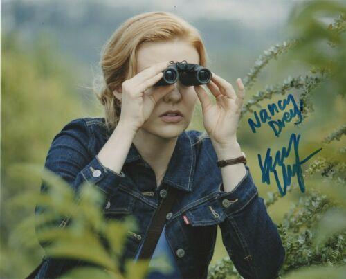 Kennedy McMann Nancy Drew Autographed Signed 8x10 Photo COA 2019-72
