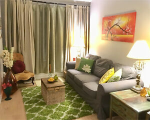 Beautiful Trellis Shaggy Area Rug/Carpet
