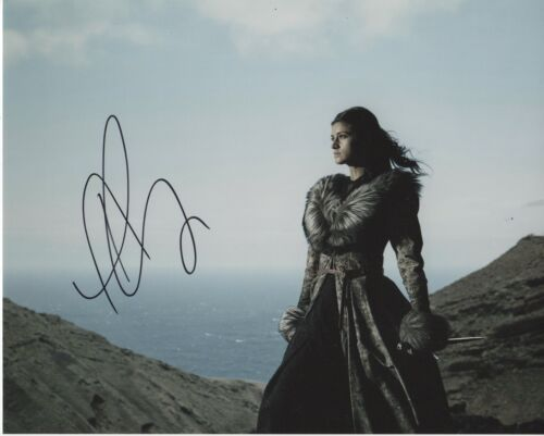 Anya Chalotra The Witcher Autographed Signed 8x10 Photo COA 2019-6